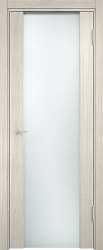 Сан-Ремо 01 Беленый дуб мелинга Белый триплекс