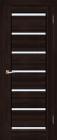 Премьер Плюс ЧО Венге. Тип двери: частично остекленная.