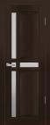 Равелла ЧО Венге. Тип двери: частично остекленная