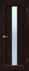 Версаль ДО Венге. Тип двери: остекленная.