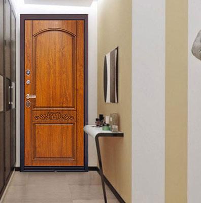 Входная дверь ЮрСталь Милано