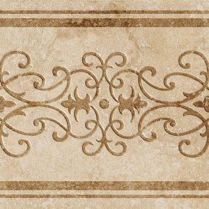 Декор НЛ-Стоун Алмонд Нинфеа 30х60