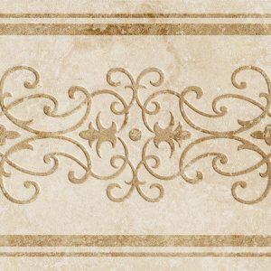 Декор НЛ-Стоун Айвори Нинфеа 30х60
