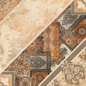 Плитка Carpets темно-коричневый