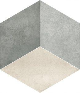 Cemento Бежевый Декор Резаный 450х520