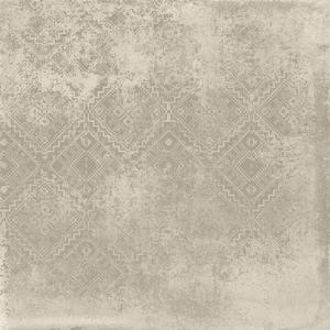 Cemento Бежевый Печатный Декор 600х600