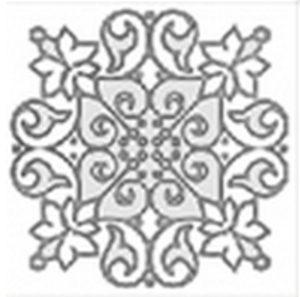 Classic Marble Тако белый1 70х70