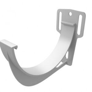 Кронштейн желоба для пластиковой водосточной системы 120/87